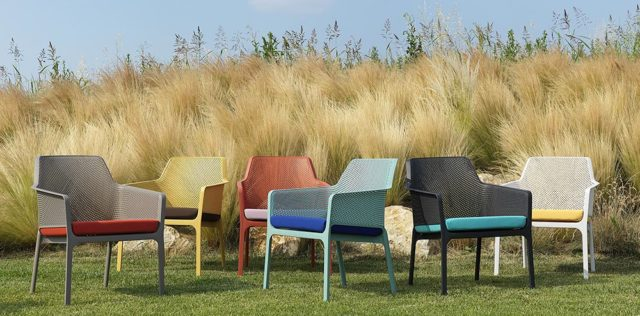 NET RELAX Armchairs By NARDI Are The Perfect Representation Of This New  Outdoor/indoor Living Concept. The Company, With A Remarkable Tradition In  Outdoor ...